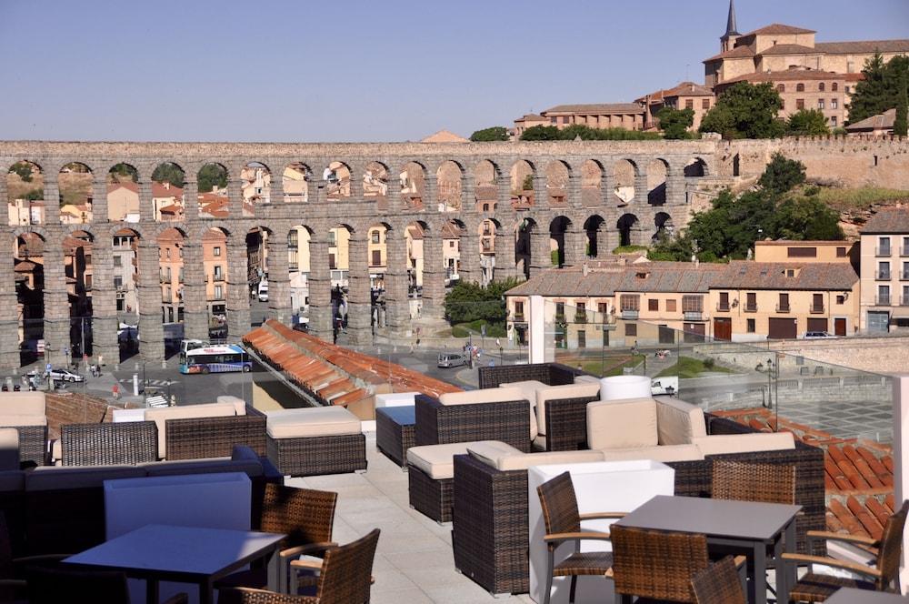 Hotel Ele Acueducto In Segovia Hotel Rates Reviews On Orbitz