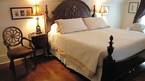 Premium bedding, iron/ironing board, rollaway beds, free WiFi