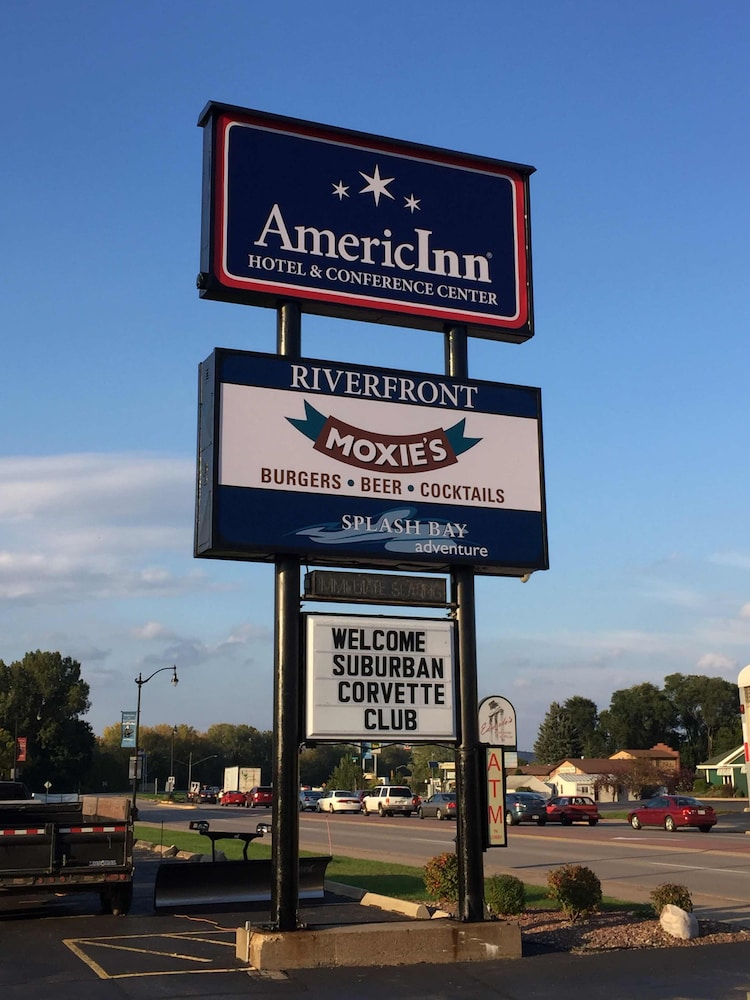 Front of Property, AmericInn by Wyndham La Crosse Riverfront-Conference Center