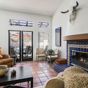 3BR 2BA Spanish Style House w Pool La Quinta by RedAwning