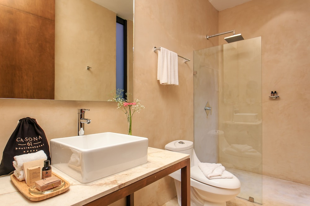Bathroom, Casona 61 By GuruHotel