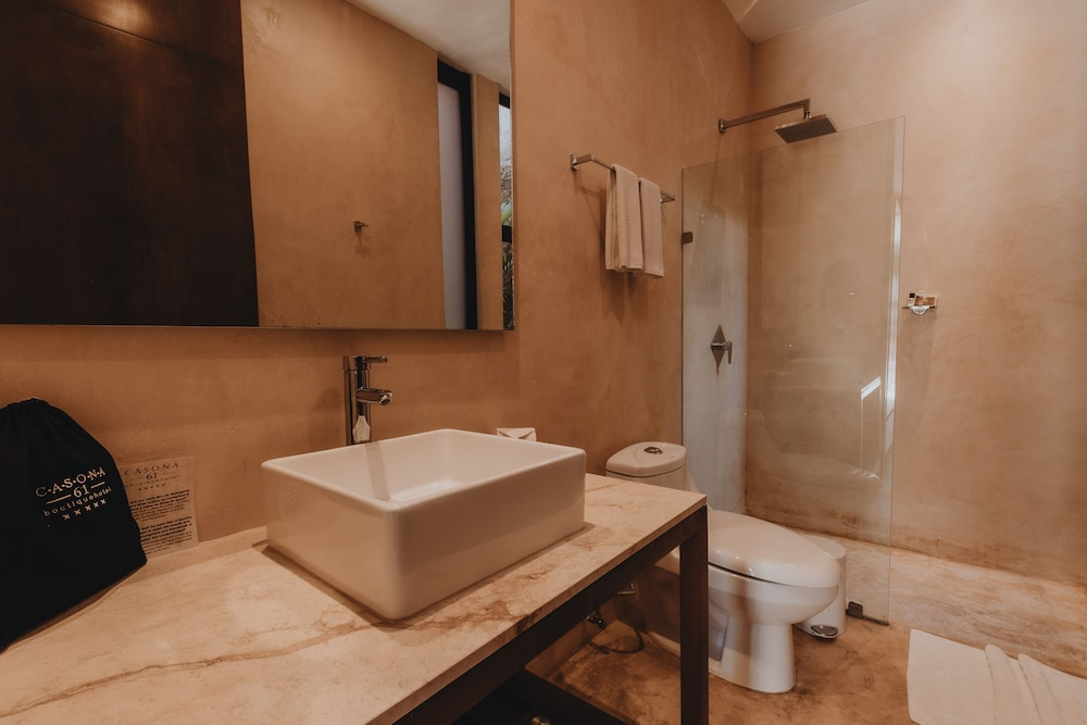 Bathroom Sink, Casona 61 By GuruHotel