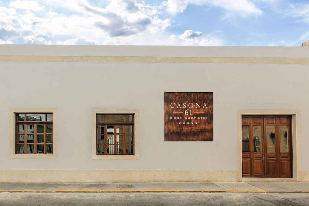 Front of Property, Casona 61 By GuruHotel