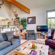 The Emerald Elk at Village Creek by RedAwning