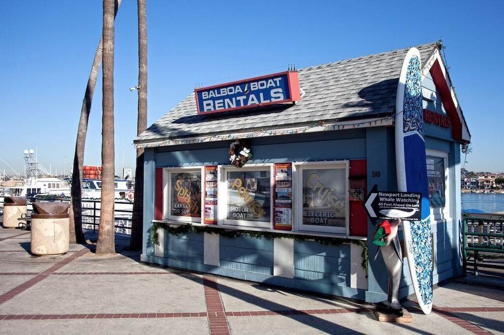 Exterior, Vintage Balboa Island Charmer by RedAwning