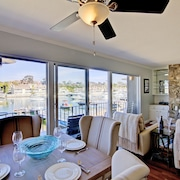 Waterfront Beauty in Balboa Island by RedAwning