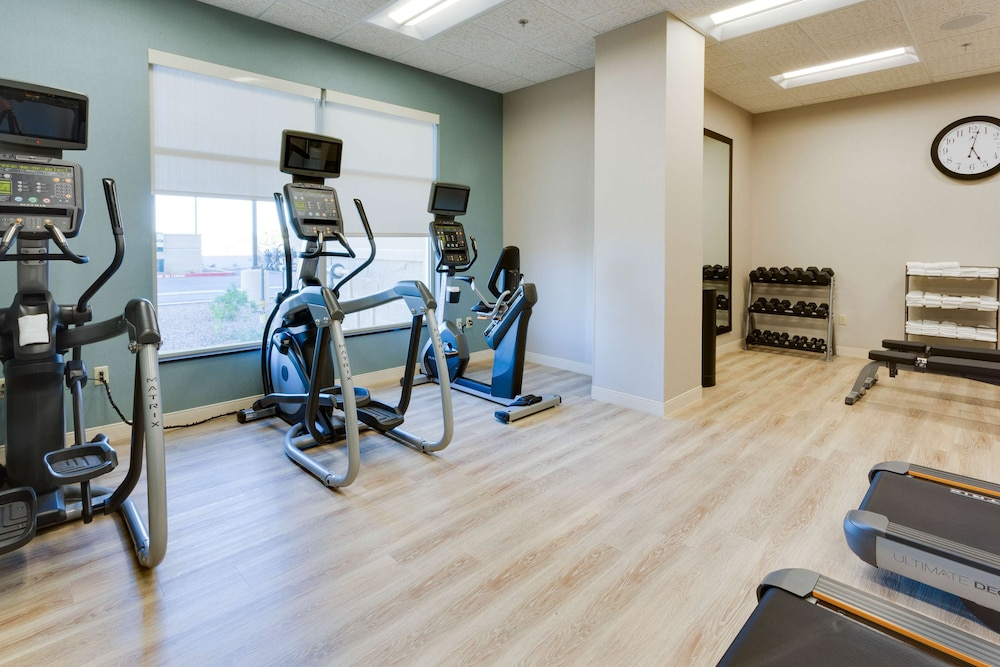 Fitness Facility, Drury Inn & Suites Phoenix Chandler Fashion Center