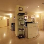 水療中心櫃台