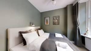 3 soveværelser, individuelt design, individuel indretning