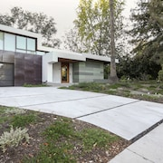 Architectural Home in Pasadena by RedAwning