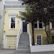 Elegant Sunlit 2BR Castro Victorian by RedAwning