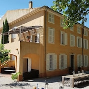 Luxury Bastide With Private Swimming Pool in a Wine Region in the Provence