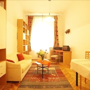 Apartment in Prague With Lift, Parking, Washing Machine