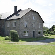 Family Holiday Home Located in the Heart of the Ardennes