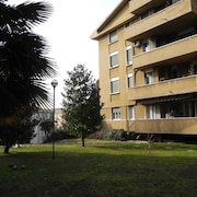 Apartment in Verona With Air Conditioning, Lift, Washing Machine