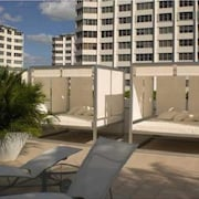 Apartment in Miami With Air Conditioning, Lift, Parking, Washing Machine