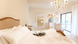 고급 침구, 오리/거위털 이불, 각각 다른 스타일의 객실, 각각 다르게 가구가 비치된 객실