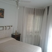 Apartment in Águilas With Terrace, Air Conditioning, Lift, Parking