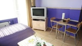 Studio Apartment in Anderlecht With Terrace, Lift, Parking - Anderlecht Hotels
