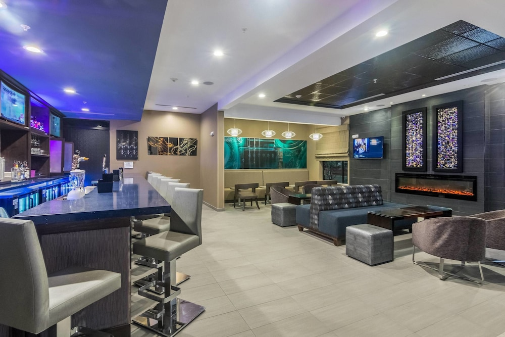Restaurant, SpringHill Suites by Marriott Oklahoma City Downtown