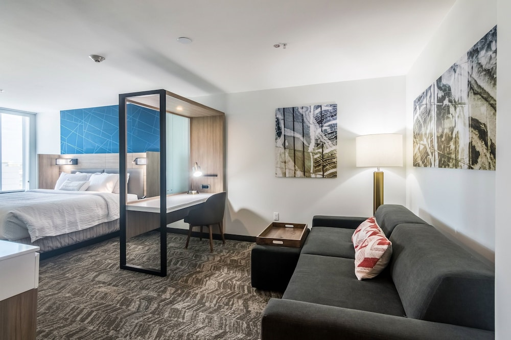 Room, SpringHill Suites by Marriott Oklahoma City Downtown