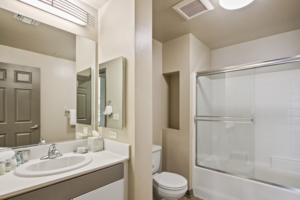 Bathroom, Global Luxury Suites at Marina Del Rey
