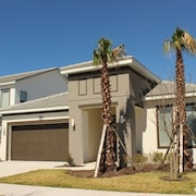Villa in Kissimmee With Air Conditioning, Parking