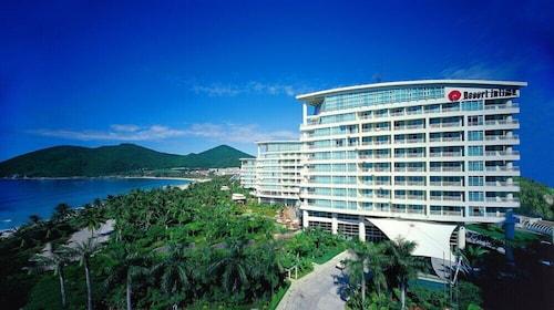 三亚银泰阳光度假酒店(享沙滩区,椰林泳池)