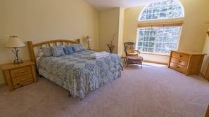 3 bedrooms, minibar, free WiFi