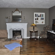 Moncton Fully Furnished Apartments/ Ground Floor