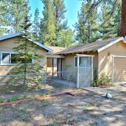 Charming 3BR Tahoe Home Prime Spot Short Walk to Regan Beach by RedAwning