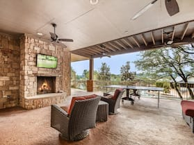 Villa at the Reserve at Lake Travis by RedAwning