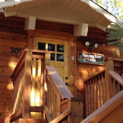 The Dancing Bear Lodge by RedAwning