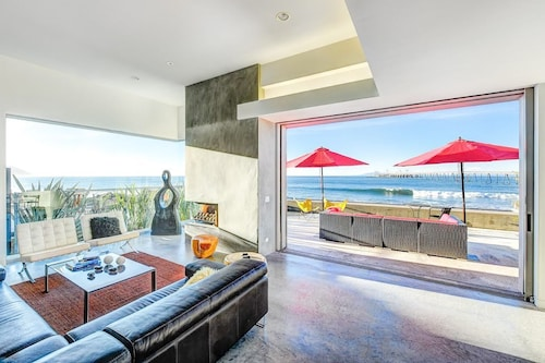 Stunning 3BR Luxury Oceanfront Home in Ventura Private Pool by RedAwning