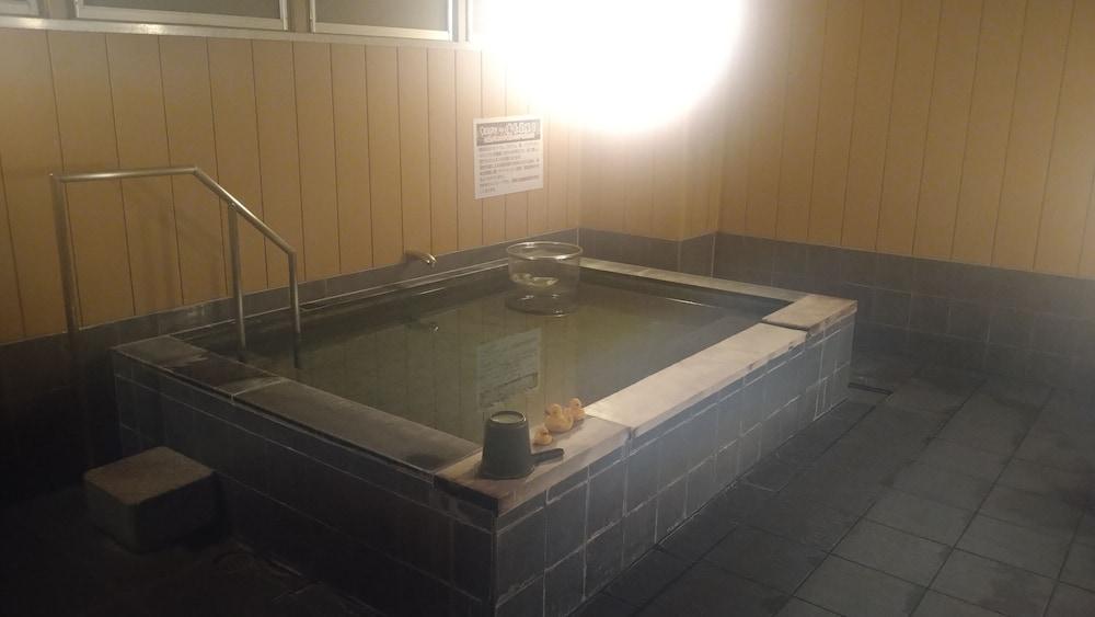備長炭の湯 ホテルクラウンヒルズ松山(BBHホテルグループ) Expedia提供写真