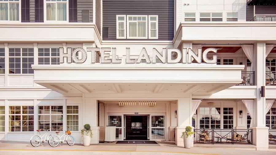 The Hotel Landing