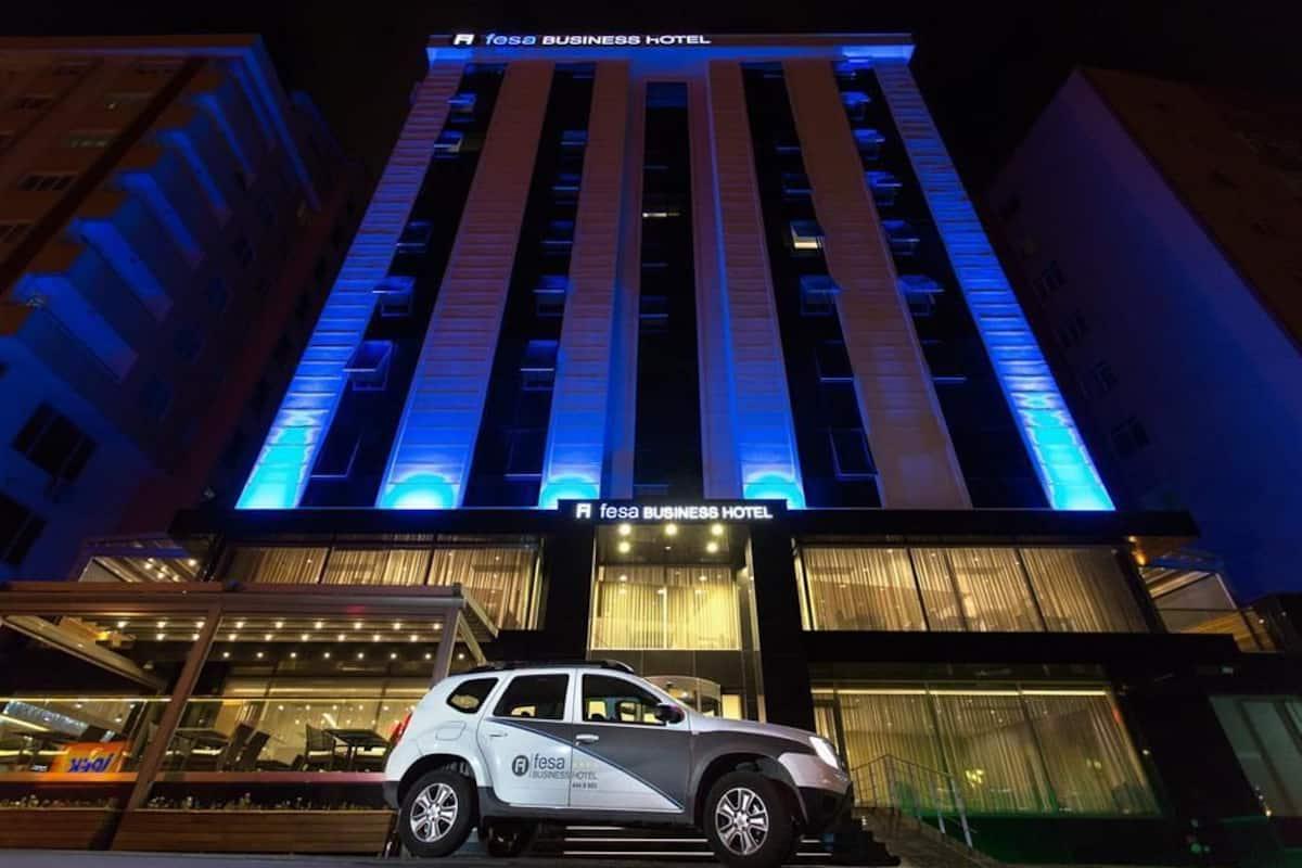 fesa business hotel in gebze turkey