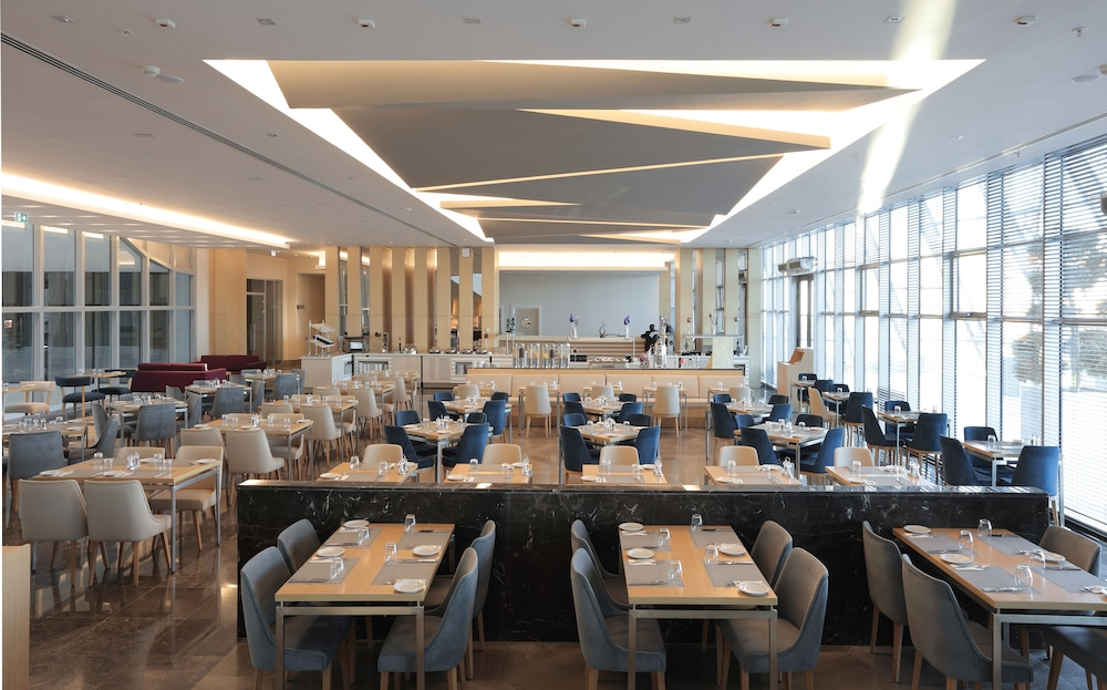 Food Court, The Ankara Hotel