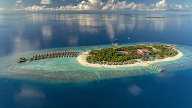 Kudafushi Resort and Spa