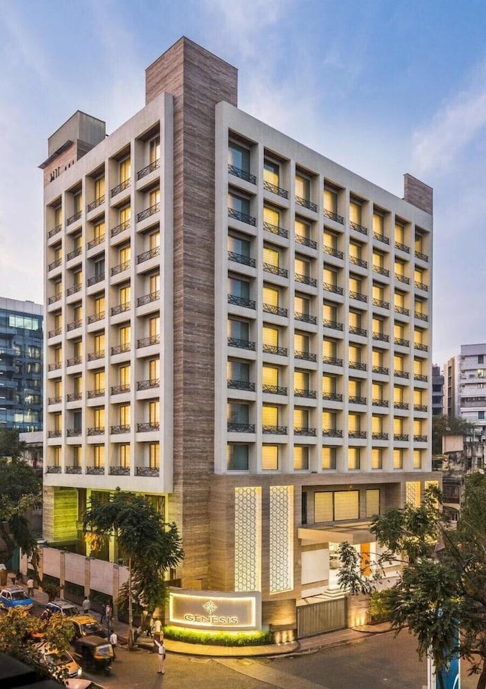 book genesis hotel near mumbai airport western suburbs
