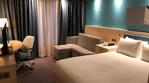In-room safe, free cots/infant beds, free WiFi, bed sheets