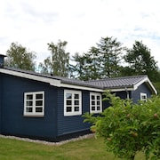 Detached Holiday Home at 15 Minutes on Foot From Bjerge Beach
