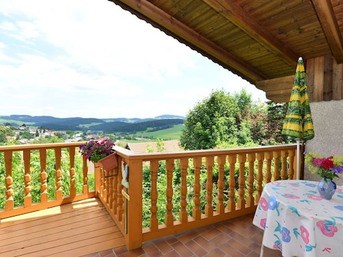 Cosy Apartment in the Bavarian Forest With two Private Balconies