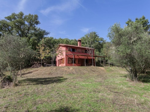 Holiday Home With Swimming Pool in Sierra de Aracena Nature Parc