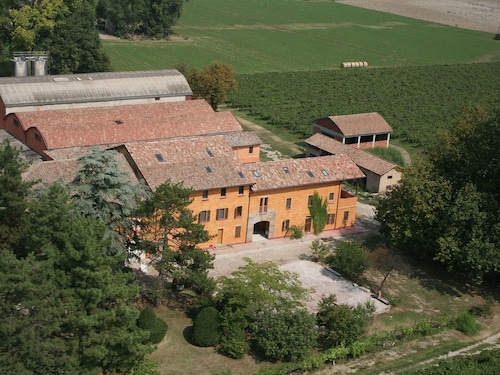 Apartment in a Farmhouse, Located on the Land of a Wine Producer