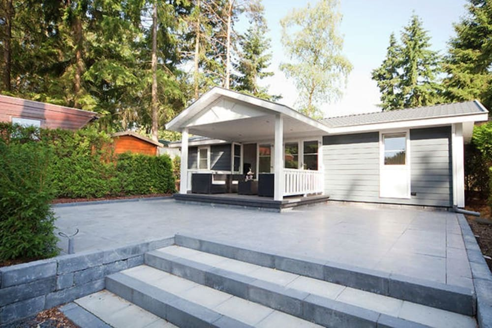 Modern living chalet style amazon claire bingham