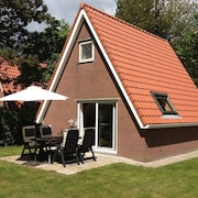 Comfortable Detached Holiday House, Located in a Holiday Park That Sits in a Forested Area