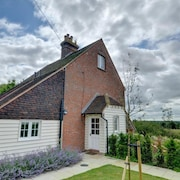 Great House With Terrific Countryside Views and a Private Orchard