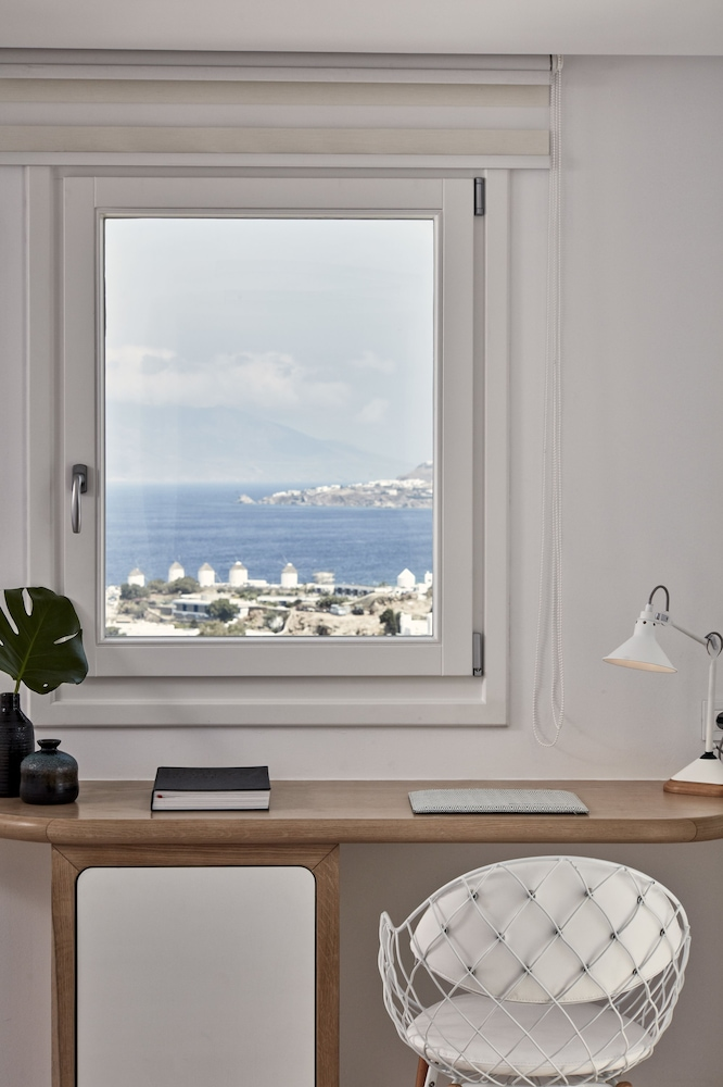 View from Room, Myconian Kyma - Design Hotels