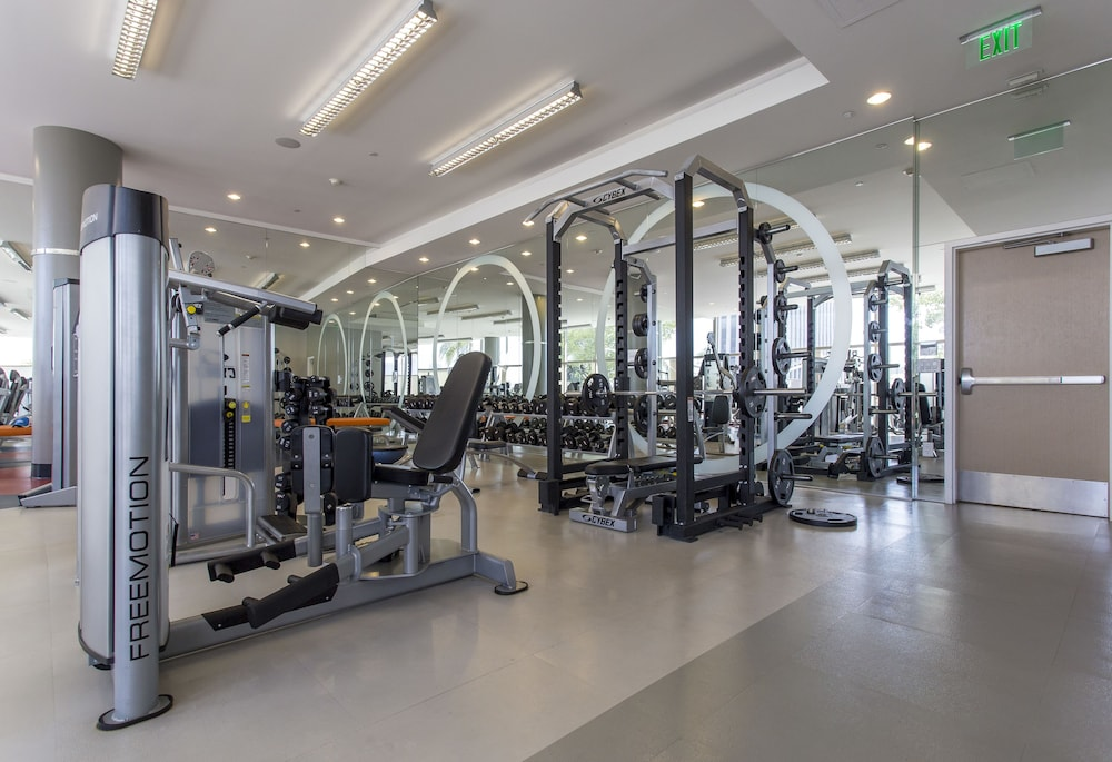Gym, Capitol Hill Fully Furnished Apartments, Sleeps 5-6 Guests